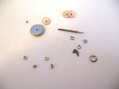 Piaget 4P,4P1 Assorted New Old Stock Movement Parts