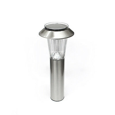 Large Solar Power Powered  LED Light Outdoor in Ground Pathway Road Garden Lamp