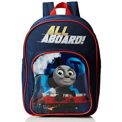 NEW OFFICIAL Thomas The Tank Engine Boys / Kids Backpack / Rucksack / School Bag