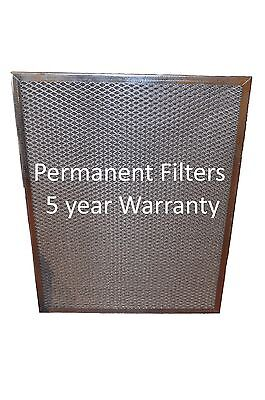 Permanent Furnace Air Filters - Washable -  All sizes even custom ones....