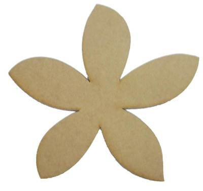 Frangipani - Wooden Cut-out