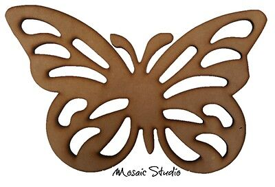 Mystic Butterfly- Wooden Cut-out - 450x280mm