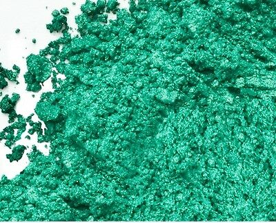 Shimmer Christmas True Green Mica (Lip Safe) - 1 oz