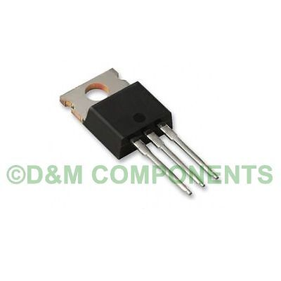TIP122 NPN Darlington Transistor, Amplifying & Switching, Pack of: 2, 5 or 10