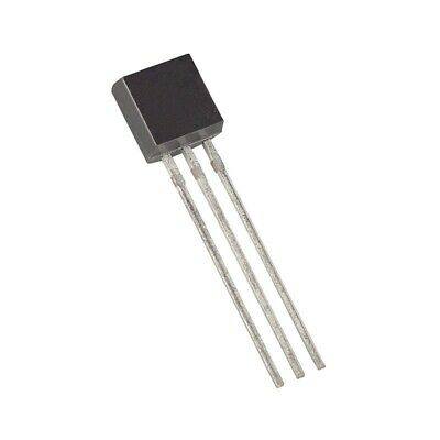 MPSA92 PNP Silicon High Voltage Transistor - Pack of 5, 10 or 20