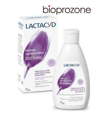 Lactacyd Soothing Intimate Feminine Wash Lotion With Rice Protein & Arnica 200ml