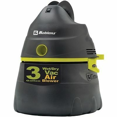 Koblenz WD-353 K2G US - Graphite/Gray - Canister Vacuum Cleaner