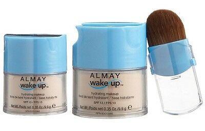 ALMAY Wake Up Hydrating Powder 010 IVORY Full Size