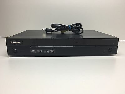 Pioneer DVR-460H-K 160 GB HDMI 1080P HDD/DVD Recorder W/ Power Cord