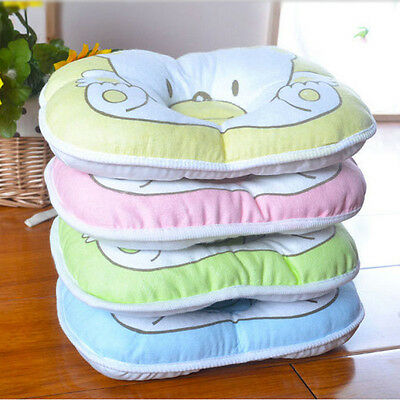 New Baby Positioner Cushion Infant Prevent Flat Head Support Cartoon Pillow Hot
