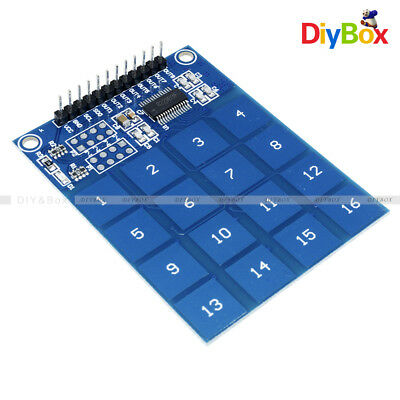 TTP229 16 Channel Digital Capacitive Switch Touch Sensor Module F arduino