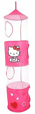 New Hello Kitty Hanging Storage Trap with 4 Compartments by Sanrio