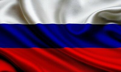 Nylon Flag of Russia (36 x 59'' (92 x 150 cm) )
