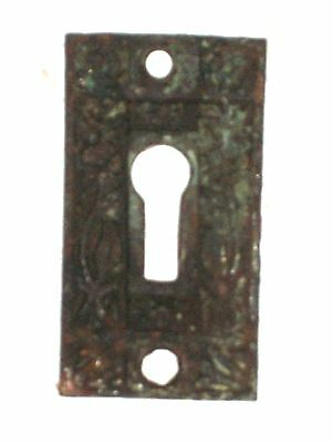 Antique Eastlake Keyhole Cover