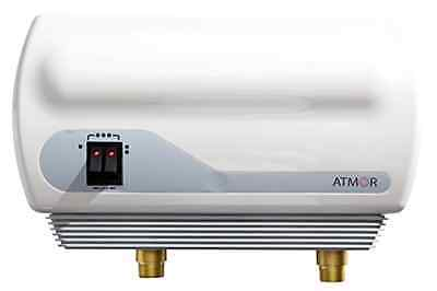 Atmor Tankless Electric Instant Hot Water Heater Inline Sink Faucet 110V Hot