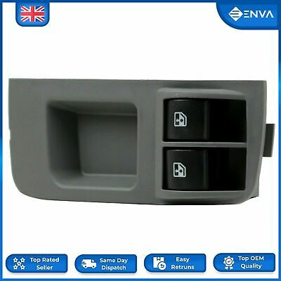 Fiat Ducato 2 Window and Mirror Control Switch for LHD