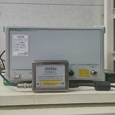 Used Anritsu  MT8860C (w/opt.17-802.11n) - WLAN Test Set, Calibrated.