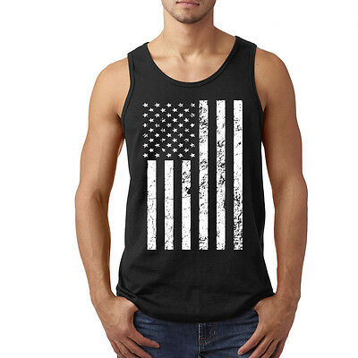 Men/'s American Serpent Flag Black Sleeveless Vest Hoodie Snake USA Army July 4th