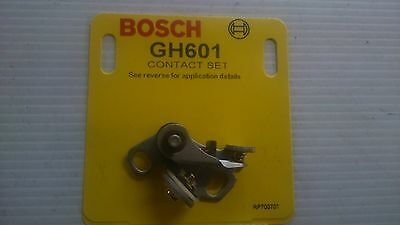 datsun 180b L18 ignition points GH601 bosch  pair (2)