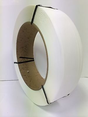 "Poly Strapping 1/2"" x .032 7,200 Ft 16 x 6 Machine  Grade"