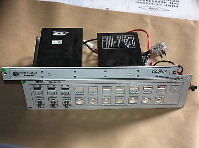 Pacific ATM Series 6 Light Link 2 Agile Modulator and Power Supply Rack Mount