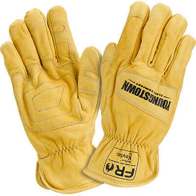 Youngstown FR Arc-Rated Ground Gloves Lined with Kevlar Medium
