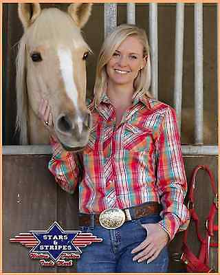 ref :JILL Chemise country western  Stars&Stripes