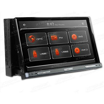 Autoradio 2 Din Gps Bluetooth Usb Sd Ipod Mp3 Divx Xtrons 1080P Eonon 3G Erisin