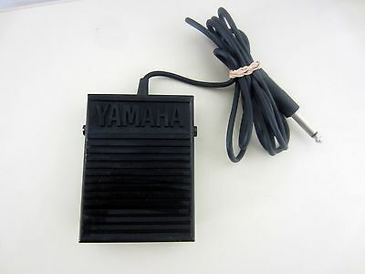 """YAMAHA FC5 Sustain Foot Pedal for Keyboard with 5ft. 1/4"""" Plug"""