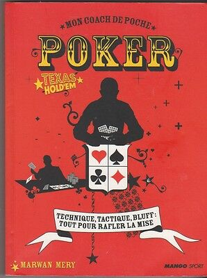 Marwan Mery - POKER - Texas Hold'em  - mon coach Tactique, technique, bluff