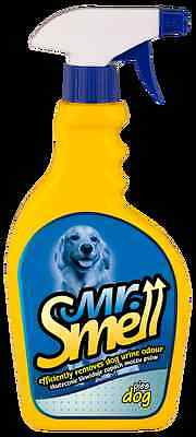 MR SMELL DOG URINE-SPRAY elimina efficacemente l'odore di urina del cane