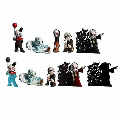 Living Dead Doll Series 2 Figurine Mini-Figures UK Seller