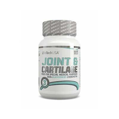 BiotechUSA Joint & Cartilage  60 Tabletten