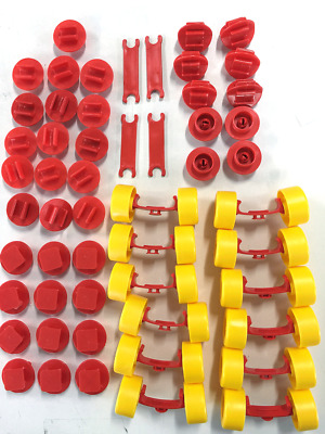 NEW Mobilo Connector Pack 78 Pieces ON SALE! from Purple Turtle Toys
