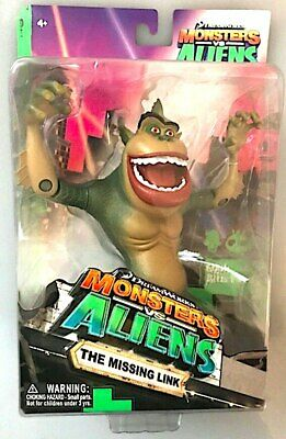 NEW Monsters vs Aliens - Missing Link - REDUCED! from Purple Turtle Toys