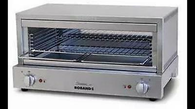 Roband Salamander SA15 Top Heat Only BRAND NEW Cafe Restaurant Catering BrandNew
