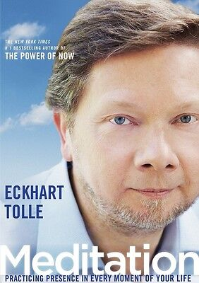Meditation DVD by Eckhart Tolle