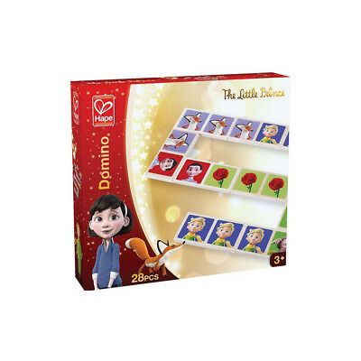 NEW Hape The Little Prince Dominoes 28 Pieces from Purple Turtle Toys