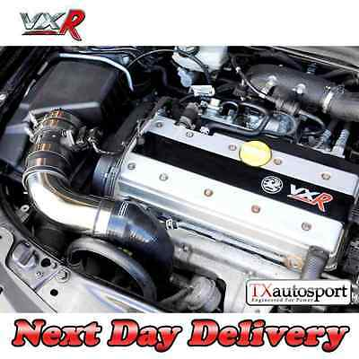 Vauxhall Astra H GTV VXR Z20LEH Turbo Airbox Conversion - Red