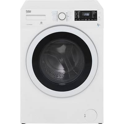 Beko WDR7543121W Free Standing 7Kg 1400 Spin Washer Dryer White New