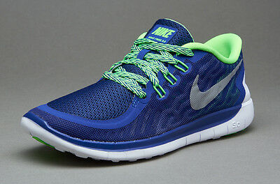 Nike Youths Kids Junior Free 5.0 (Gs) Barefoot Fitness Running Trainers Shoes