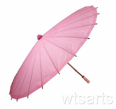 Pink Paper Parasol, Wedding Umbrella.