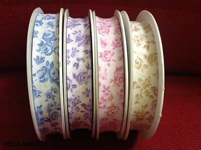 BIAS  COTTON BINDING TAPE - 20mm   - VARIOUS CHOICE OF  COLOURS