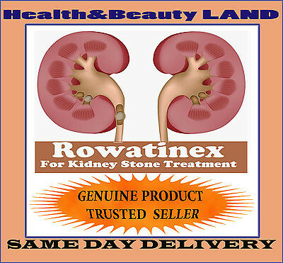 ROWATINEX Healthy Kidneys and urinary tract Treatment 60/90/120 Capsules