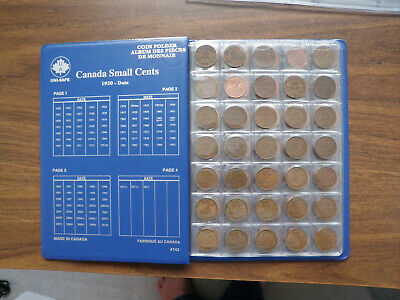 PENNY COLLECTION 1920-2012 HIGH GRADE SET-106 Coins Almost Complete *MUST SEE*