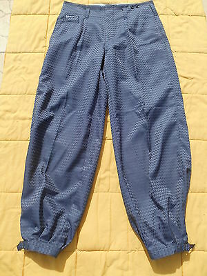 TORAICHI Work Clothes Pantalon Pants Tobi Nikka Japan Never Worn Jamais Porté