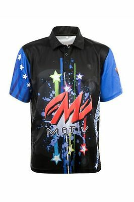 Motiv Bowling Polo Shirt Limited Edition