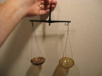 Antique Small Set of Balance Scales