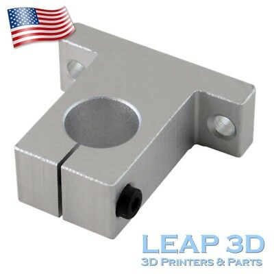 SK16 Linear Rail Shaft Guide Support 16mm Bore for CNC Milling Machine Router