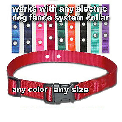 Underground Electric Dog Fence Replacement Collar NEW